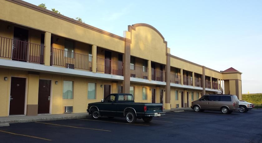 ���� ����� Americas Best Value Inn Indy South 2*