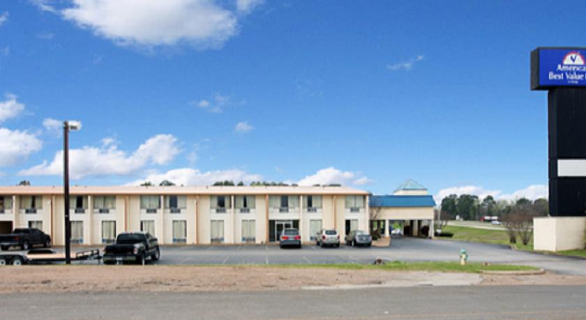 Фото отеля Americas Best Value Inn Marshall 2*