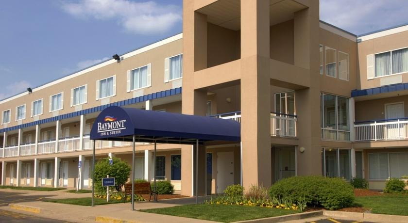Фото отеля Baymont Inn and Suites Louisville 2*