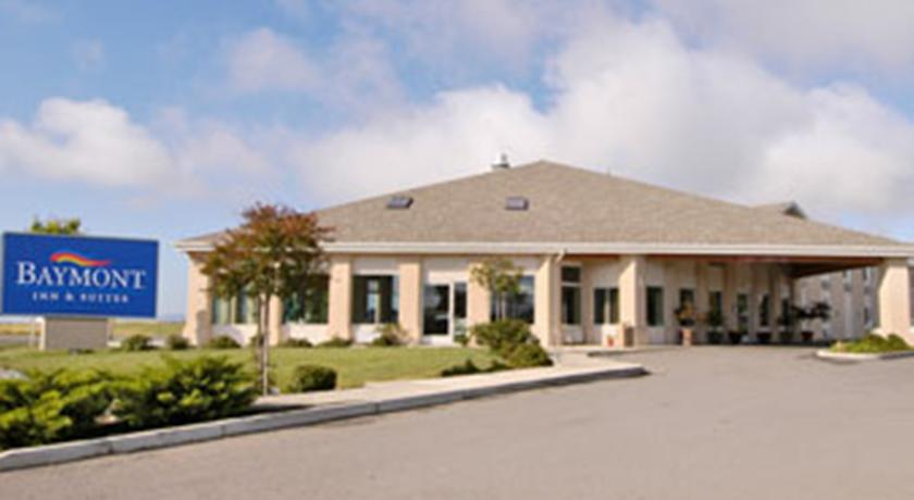 ���� ����� Baymont Inn and Suites Willows 2*