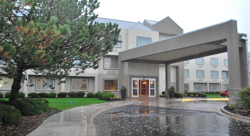 Фото отеля Best Western Plus Glenview Chicagoland Inn & Suites 2*