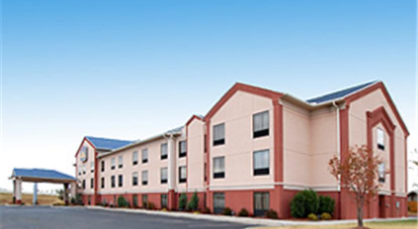 Фото отеля Best Western Plus Midwest City Inn & Suites 3*