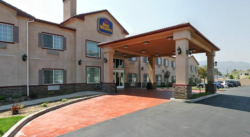Фото отеля Best Western Route 66 Glendora Inn 2*