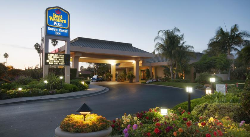 Фото отеля Best Western South Coast Inn 3*