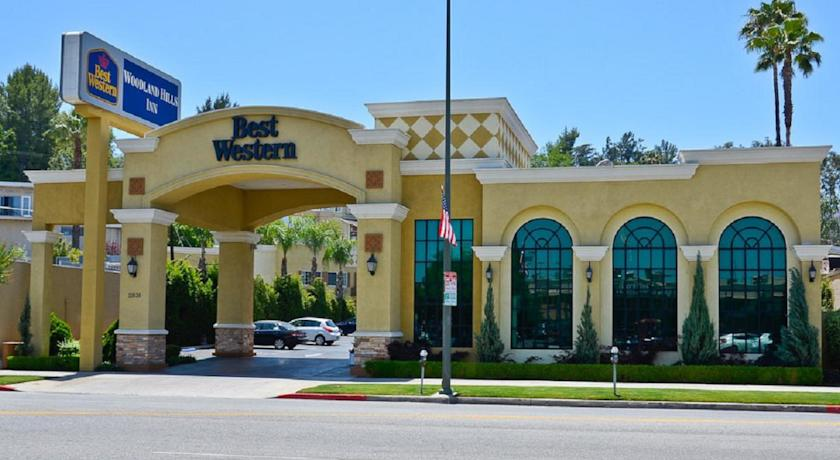 Фото отеля Best Western Woodland Hills Inn 2*