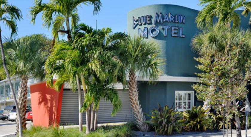 Фото отеля Blue Marlin Motel 2*