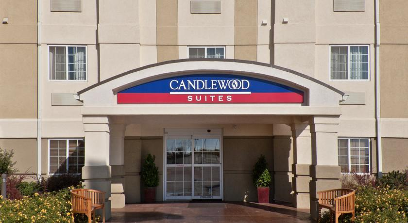 ���� ����� Candlewood Suites Wichita Falls at Maurine Street -