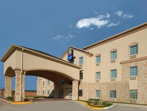 Фото отеля Comfort Inn & Suites Glen Rose 3*