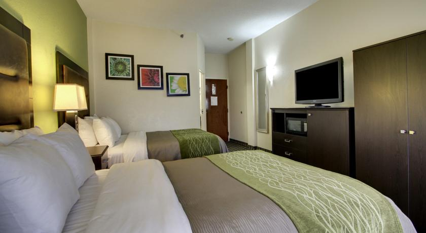 Фото отеля Comfort Inn Riverview 3*