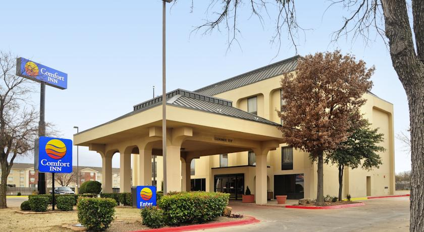 Фото отеля Comfort Inn Wichita Falls 2*