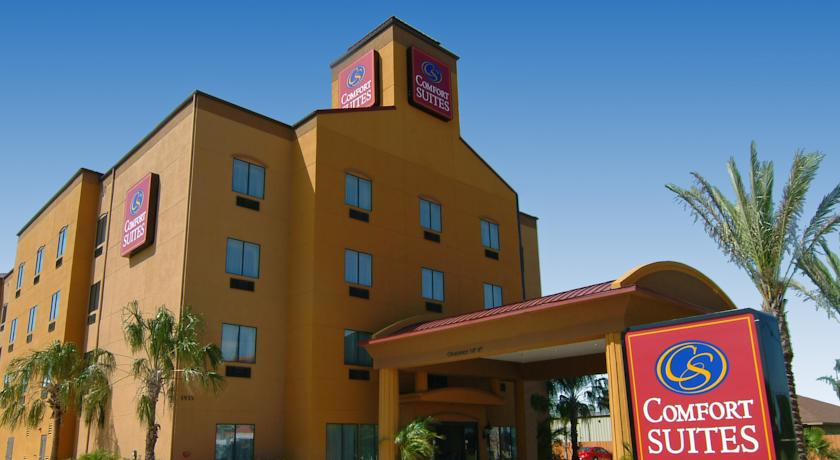 Фото отеля Comfort Suites Beaumont - TX 2*