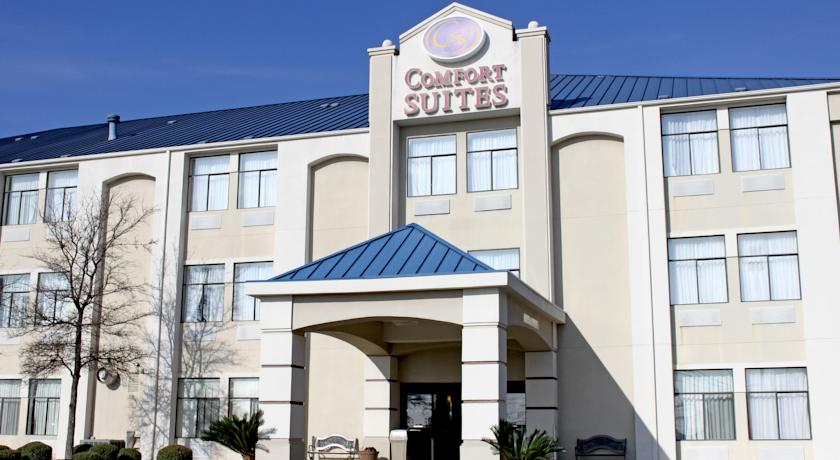 Фото отеля Comfort Suites Downtown South 3*
