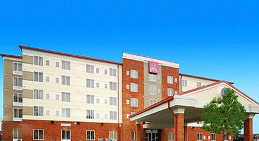 Фото отеля Comfort Suites Glen Allen at Virginia Center Commons 3*