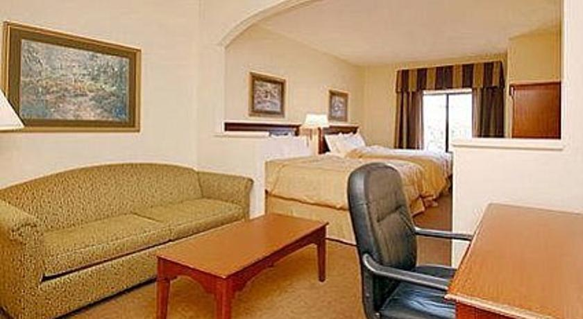 Фото отеля Comfort Suites Johnson City 2*
