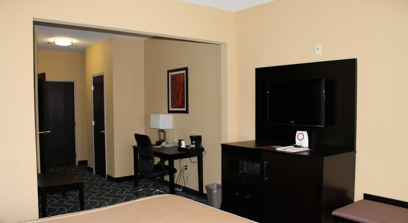 Фото отеля Comfort Suites Lake Ray Hubbard 3*