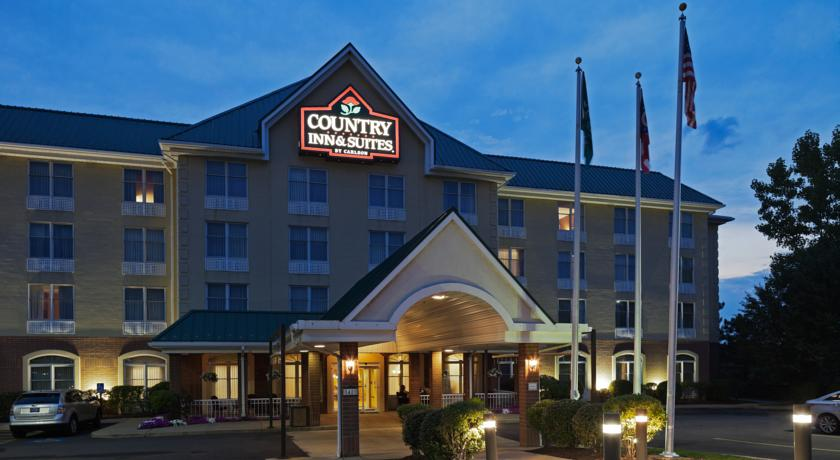 ���� ����� Country Inn & Suites By Carlson Cuyahoga Falls 3*