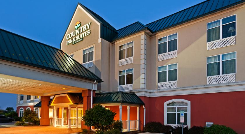 Фото отеля Country Inn & Suites By Carlson Harrisburg West 3*