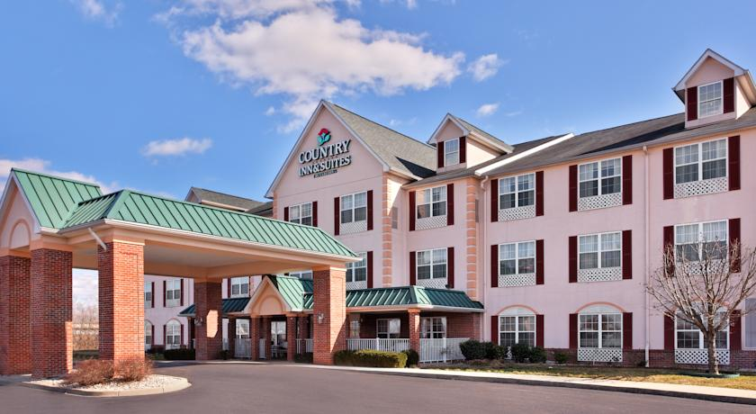 Фото отеля Country Inn & Suites By Carlson Louisville South 3*
