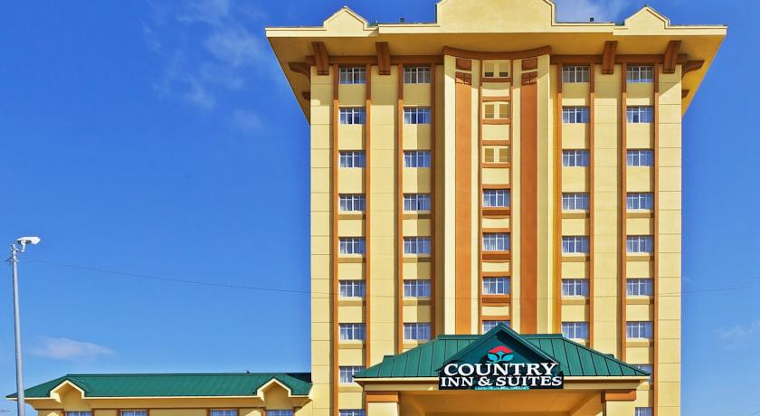 Фото отеля Country Inn & Suites By Carlson NW Expressway Oklahoma City 3*