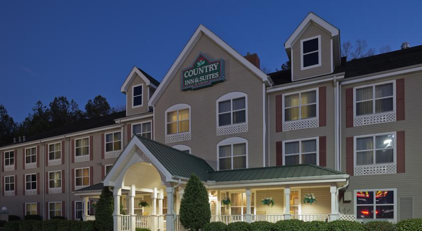 ���� ����� Country Inn & Suites By Carlson Tuscaloosa 3*