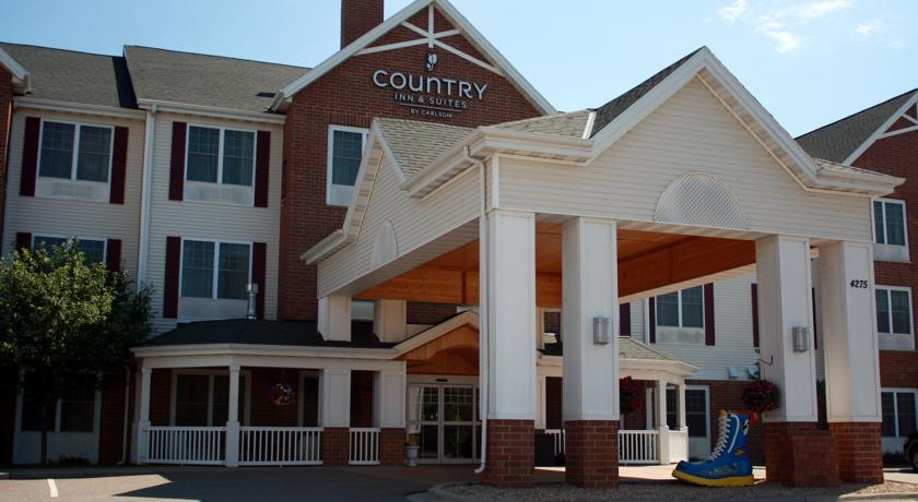 Фото отеля Country Inn & Suites Red Wing - MN 2*