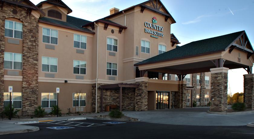 Фото отеля Country Inn & Suites  Tucson City Center - AZ 2*