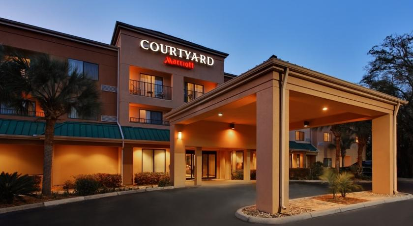 Фото отеля Courtyard by Marriott Gainesville 3*