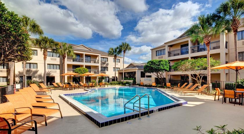 ���� ����� Courtyard By Marriott Ocala 3*