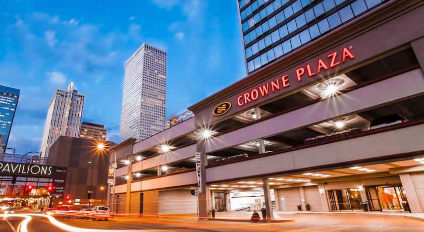 Фото отеля Crowne Plaza Denver -