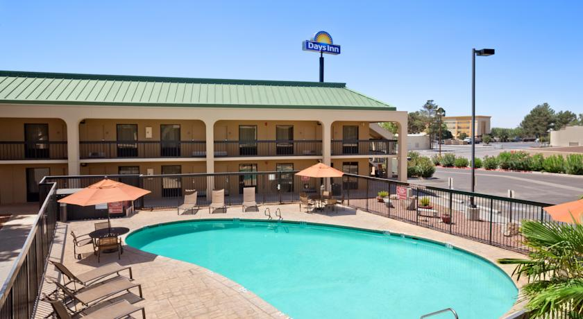 Фото отеля Days Inn Las Cruces 3*