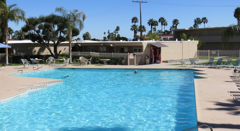 ���� ����� Days Inn Palm Springs 2*