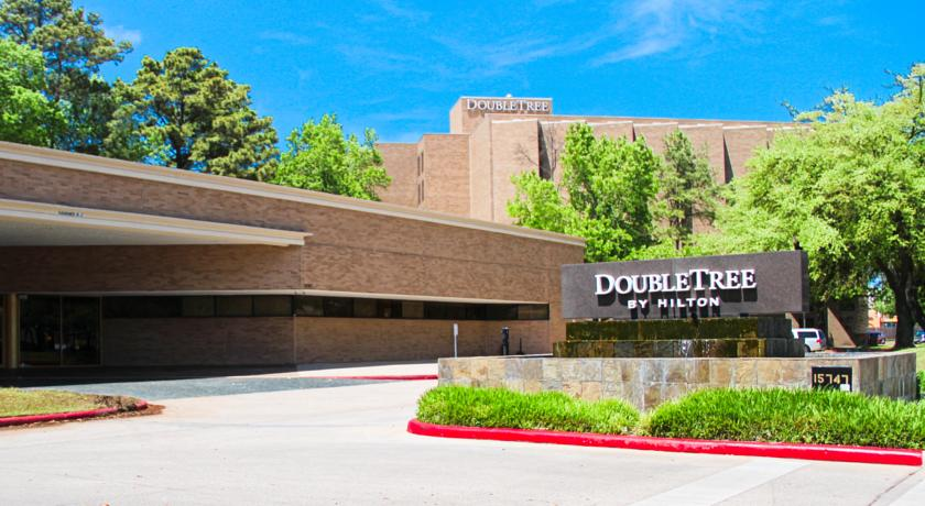 Фото отеля Doubletree by Hilton Houston Intercontinental Airport 3*