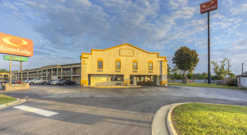 Фото отеля Econo Lodge Byron - Macon Road