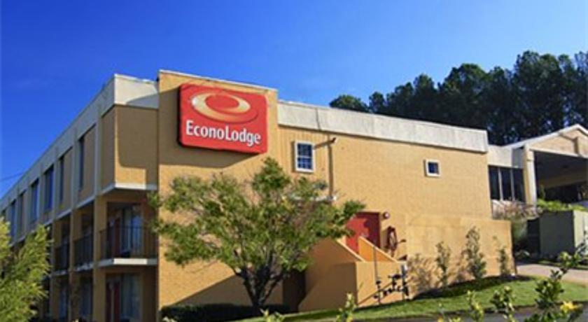 Фото отеля Econo Lodge Conley 2*