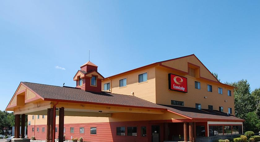 Фото отеля Econo Lodge Missoula 2*