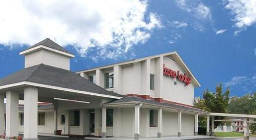 ���� ����� Econo Lodge South Petersburg 2*