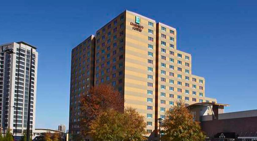 Фото отеля Embassy Suites Atlanta-Buckhead 3*