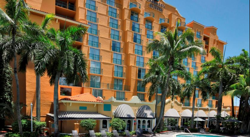 Фото отеля Embassy Suites Miami-International Airport 3*