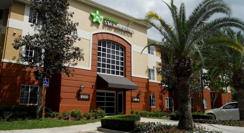 Фото отеля Extended Stay Deluxe Orlando - Lake Buena Vista -