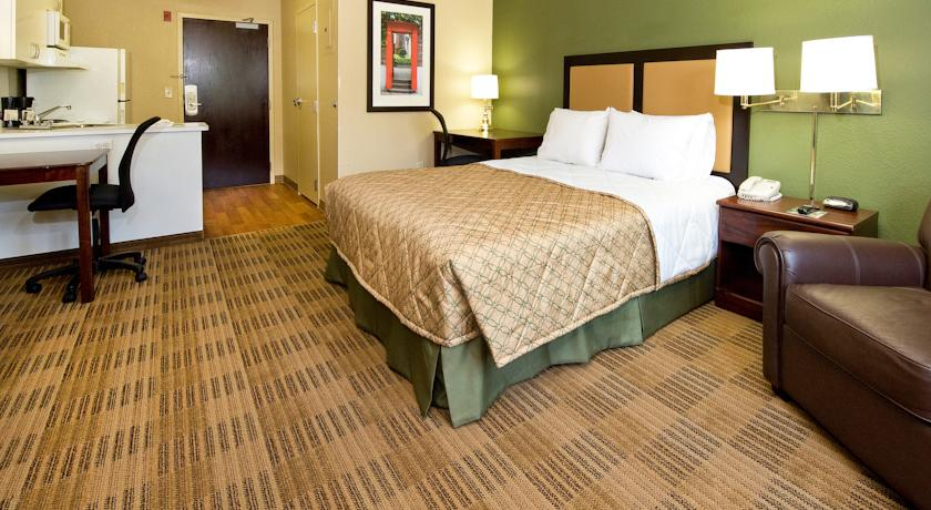 Фото отеля Extended StayAmerica Orange County - Anaheim Hills 2*