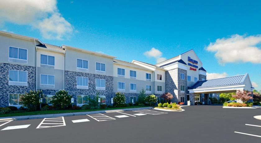 Фото отеля Fairfield Inn & Suites Boone 2*