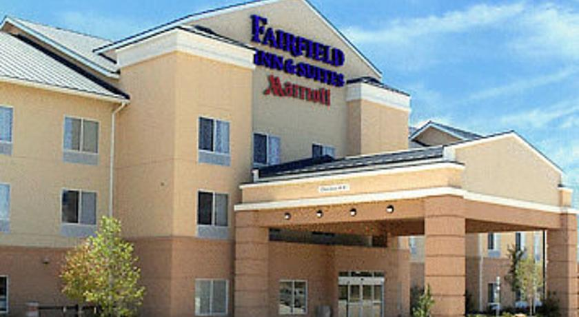 Фото отеля Fairfield Inn & Suites Denton 2*