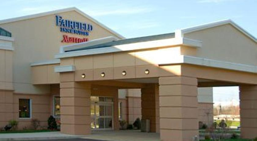 Фото отеля Fairfield Inn & Suites Plainville 3*