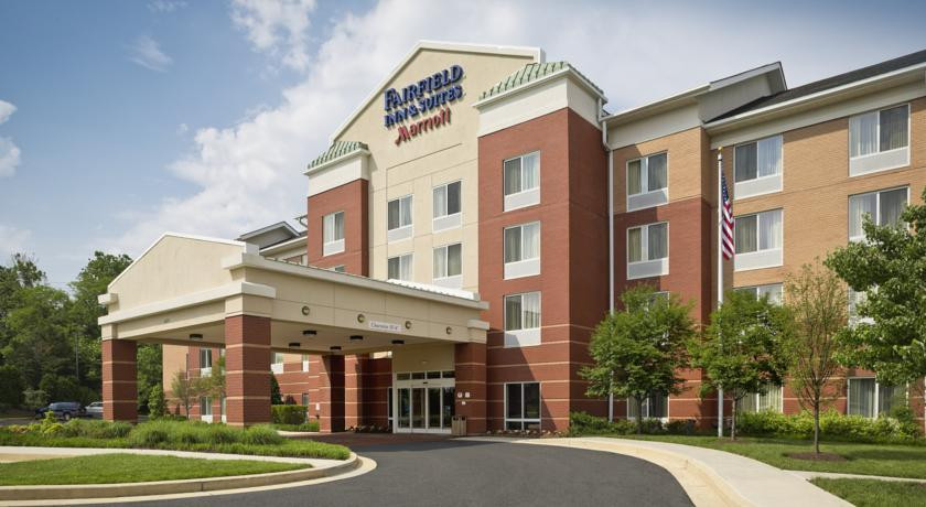 Фото отеля Fairfield Inn & Suites White Marsh by Marriott 3*
