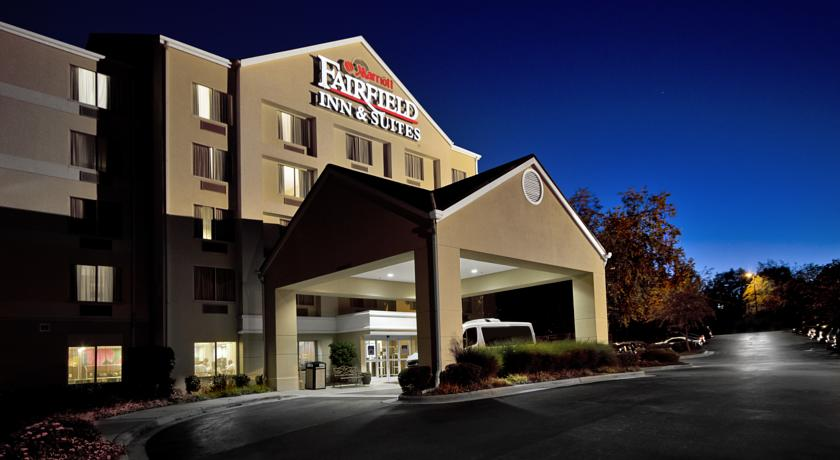 Фото отеля Fairfield Inn by Marriott Raleigh Airport RTP 2*