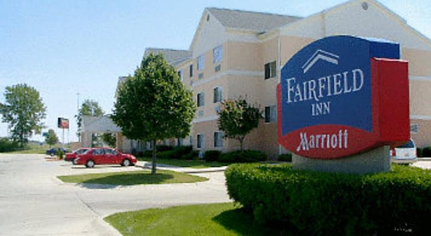 Фото отеля Fairfield Inn Indianapolis South 2*
