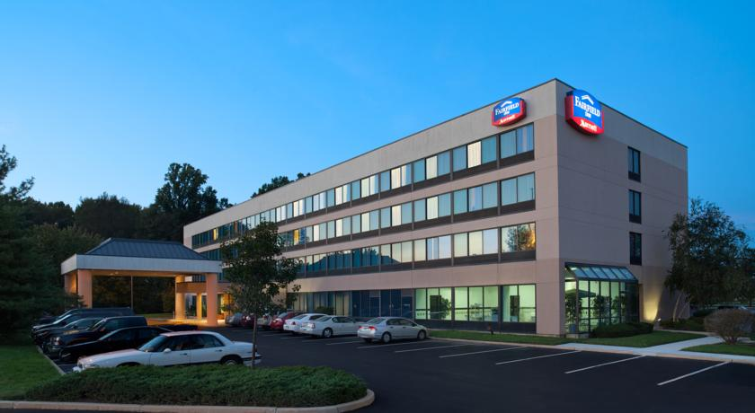 Фото отеля Fairfield Inn Philadelphia Great Valley-Exton 2*