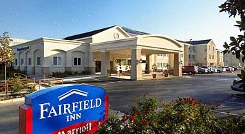 Фото отеля Fairfield Inn Sacramento Cal Expo 2*