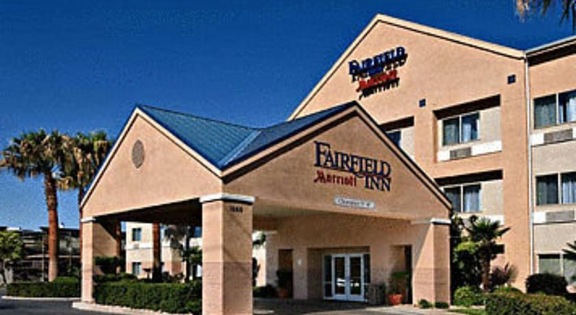Фото отеля Fairfield Inn St George 3*