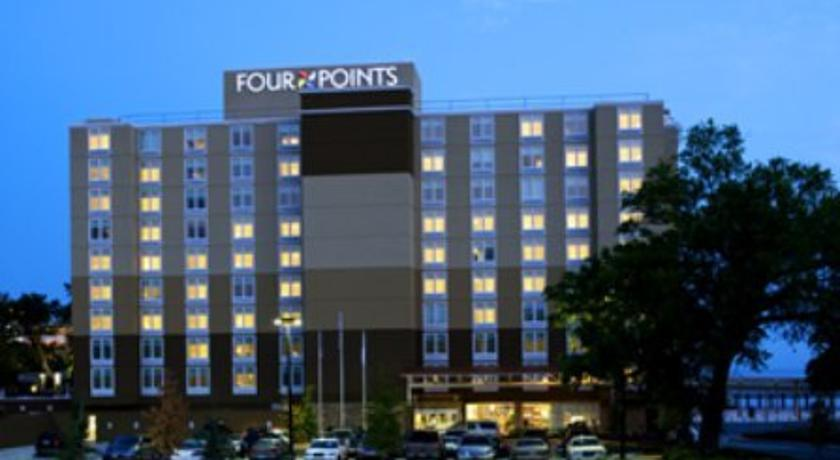 Фото отеля Four Points By Sheraton Biloxi Beach Boulevard 3*